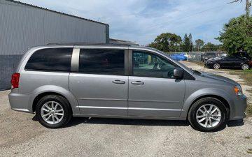 Rent  Mini Van (2014 or newer)