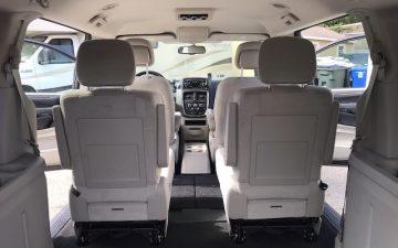 Rent  Mini Van (2016 or newer)