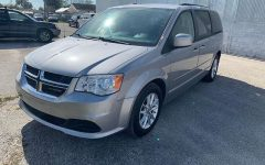 Mini Van (2014 or newer)